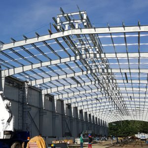 Pre-Engineered Building Structures (PEBS)
