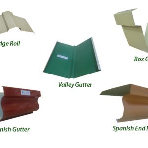 Roofing/Bended Accessories