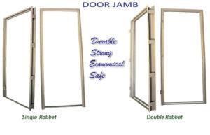 Open Sesame: All about Door Jambs
