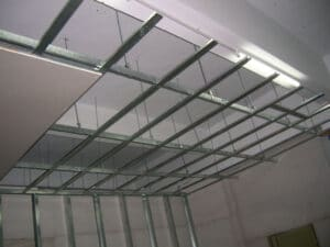 Metal Furring: Applying a Suitable Ceiling Frame in Any Kind of Building