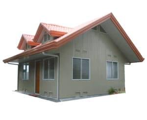 UGC Steel House Product