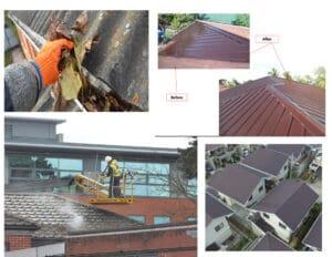 New Roof, Same Efficient Maintenance