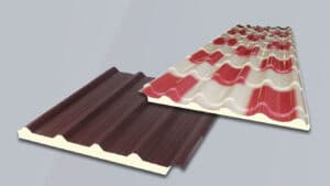 Insulated PU Panels
