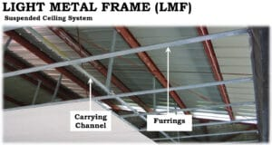 Light Metal Frames Home