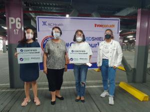 PHINMA inoculates employees thru COVID-19 vaccination program